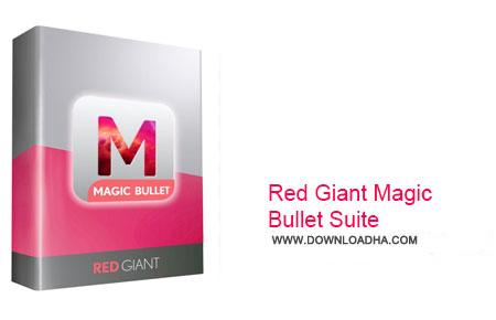 Red Giant Magic Bullet Suite 12 دانلود نرم افزار ویرایش فیلم Red Giant Magic Bullet Suite 12