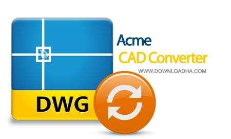 Acme%20CAD%20Converter نرم افزار تبدیل فرمت های نقشه های مهندسی Acme CAD Converter 2016 8.7.1.1441