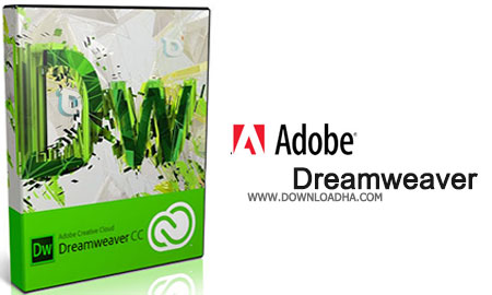 Adobe Dreamweaver CC1 طراحی حرفه ای وبسایت با Adobe Dreamweaver CC 2015 v16.0.1  نسخه Win Mac