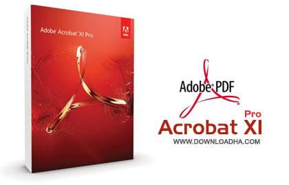 Adobe.Acrobat.XI.Professional.Cover مدیریت و ایجاد اسناد با Adobe Acrobat XI Pro 11.0.12  نسخه Mac