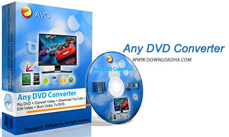 Any DVD Converter تبدیل تمامی فرمت ها با Any DVD Converter 5.8.2