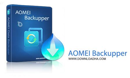Aomei%20Backupper%20Standard نرم افزار بازیابی فایل های حذف شده AOMEI Backupper Professional 3.0.0
