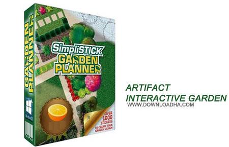 Artifact Interactive Garden نرم افزار طراحی فضای سبز Artifact Interactive Garden Planner 3.3.6