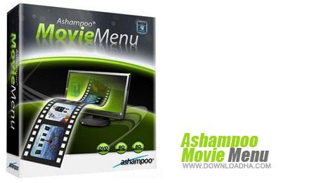 Ashampoo Movie Menu ساخت حرفه ای منو برای دیسکت ها Ashampoo Movie Menu 1.0.1.49 DC 13.02.2015