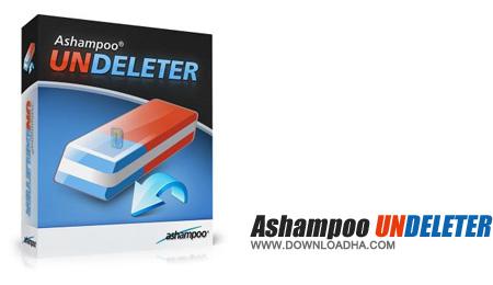 Ashampoo Undeleter نرم افزار بازیابی انواع فایل های حذف شده Ashampoo Undeleter 1.10 DC 11.02.2015