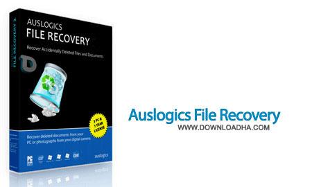 Auslogics File Recovery بازیابی فایل های حذف شده Auslogics File Recovery 6.0