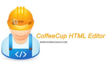 CoffeeCup HTML Editor  طراحی حرفه ای صفحات وب با CoffeeCup HTML Editor 15.1 Build 781