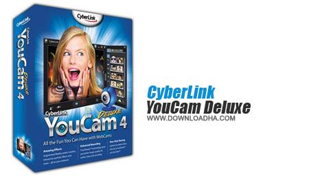 CyberLink YouCam Deluxe مدیریت وبکم با  CyberLink YouCam Deluxe 7.0.0611.0