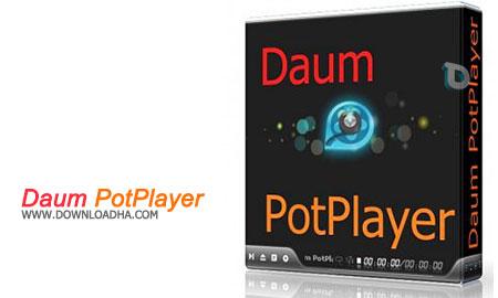 Daum PotPlayer پخش تمامی فرمت ها با Daum PotPlayer 1.6.55266