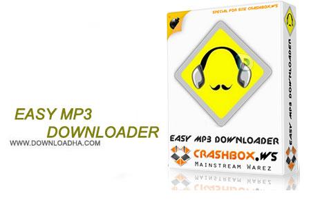 Easy MP3 Downloader دانلود راحت تر فایلهای MP3 با استفاده از Easy MP3 Downloader 4.7.1.2