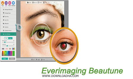 Everimaging Beautune رتوش و ویرایش تصاویر Everimaging Beautune 1.0.4.107