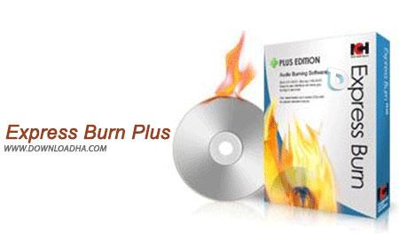 Express Burn Plus رایت آسان انواع داده ها توسط Express Burn Plus 4.84 DC 06.07.2015