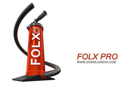 Folx Pro نرم افزار دانلود منیجر Folx Pro 4.2.13332 برای مک
