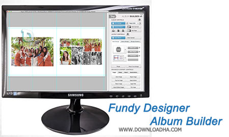 Fundy Designer Album Builder نرم افزار ساخت آلبوم گرافیکی Fundy Designer Album Builder 6 v1.9.34   نسخه Mac   Win