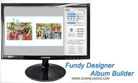 Fundy Designer Album Builder نرم افزار ساخت آلبوم گرافیکی Fundy Designer Album Builder 6 v1.9.34   نسخه Mac   Win