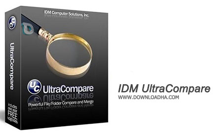 IDM UltraCompare مقایسه دو فایل با نرم افزار IDM UltraCompare Professional 15.10.0.18