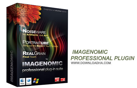 Imagenomic Professional Plugin پلاگین اصلاح تصاویر Imagenomic Professional Plugin Suite Build 1411 / 1413 for PS and PE   نسخه ویندوز