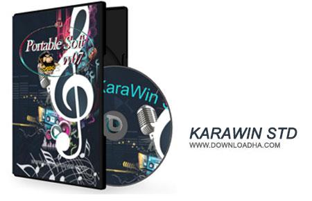 KaraWin Std نرم افزار پخش کننده صوت و تصویر KaraWin Std 3.13.0.0 Build 06202015
