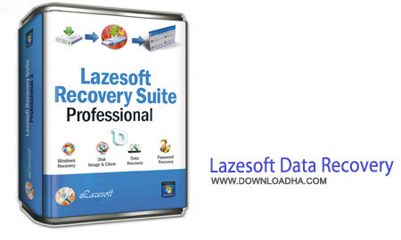 Lazesoft Data Recovery Unlimited Edition نرم افزار بازیابی اطلاعات Lazesoft Data Recovery 4.1.0.1 Unlimited Edition