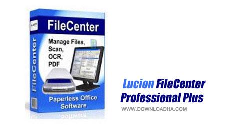 Lucion FileCenter Professional Plus مدیریت آسان اسناد اداری با Lucion FileCenter Professional 8.0.0.43 DC 27.06.2015