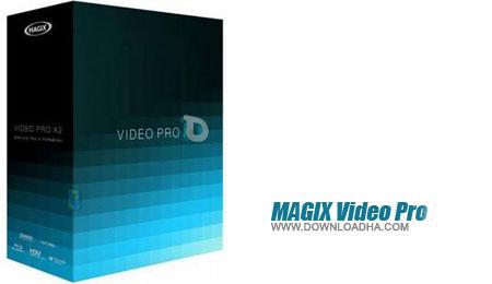 MAGIX Video Pro ویرایش فوق حرفه ای فیلم ها با MAGIX Video Pro X7 14.0.0.143