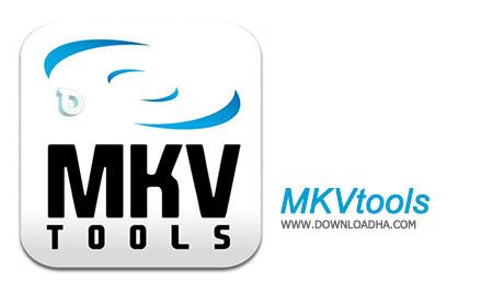 MKVtools نرم افزار ویرایش فرمت MKV با MKVtools v3.3.2   نسخه Mac