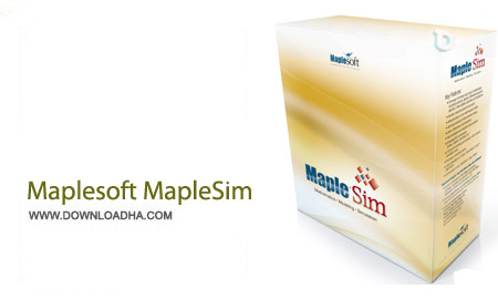 Maplesoft MapleSim 6.4.01 نرم افزار مدل سازی Maplesoft MapleSim 2015.1a Update   نسخه Mac