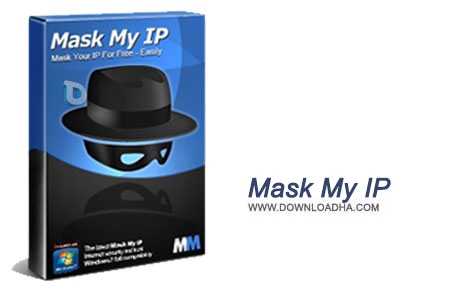 Mask My IP نرم افزار مخفی سازی آی پی Mask My IP 2.5.4.6