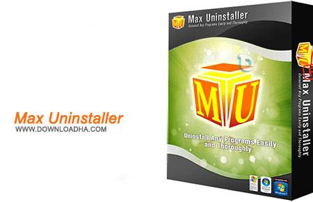 Max Uninstaller نرم افزار حذف کامل نرم افزارهای نصب شده با Max Uninstaller 3.6.0.1563