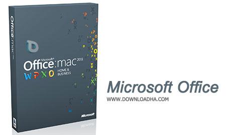 Microsoft Office دانلود نسخه نهایی آفیسMicrosoft Office for Mac 2016 v15.11.2 Final   نسخه Mac