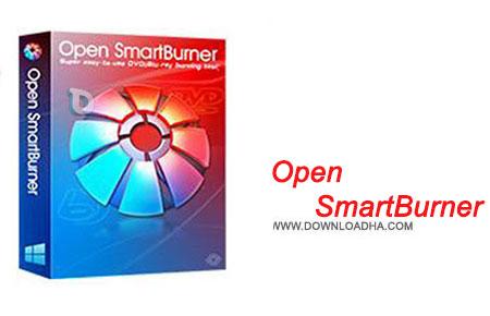Open SmartBurner  نرم افزار رایت دی وی دی Open SmartBurner 1.60 Build 206