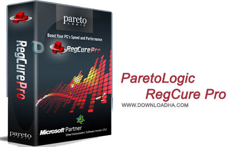 ParetoLogic RegCure Pro نرم افزار تعمیر رجیستری ParetoLogic RegCure Pro 3.2.16