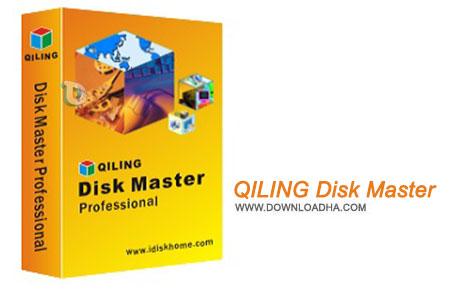 QILING Disk Master نرم افزار تهیه نسخه پشتیبان QILING Disk Master Professional 3.1.0 Build 20150625