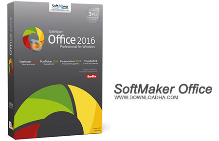 SoftMaker Office Professional نرم افزار آفیس SoftMaker Office Professional 2016 rev 739.0630