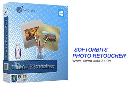 SoftOrbits Photo Retoucher نرم افزار ترمیم و حذف اشیا SoftOrbits Photo Retoucher Pro 2.4