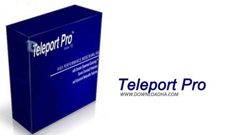 Teleport Pro مرور آفلاین با نرم افزار Teleport Pro 1.71