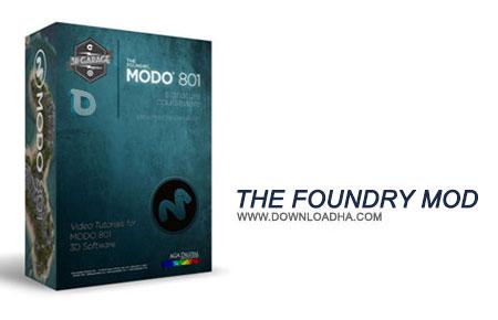 The Foundry Modo 801 SP5 نرم افزار طراحی مدلهای 3 بعدی The Foundry Modo 801 SP5   نسخه لینوکس