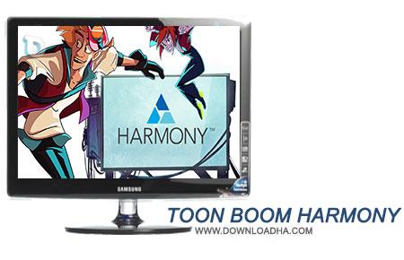 Toon Boom Harmony نرم افزار انیمیشن سازی Toon Boom Harmony 12 Premium v12.0.0 0   نسخه Mac