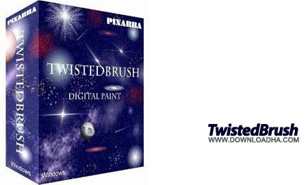 TwistedBrush%20Pro%20Studio نرم افزار طراحی و نقاشی حرفه ای TwistedBrush Pro Studio 22.01