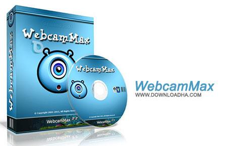 WebcamMax نرم افزار مدیریت وبکم با  WebcamMax 7.9.3.2