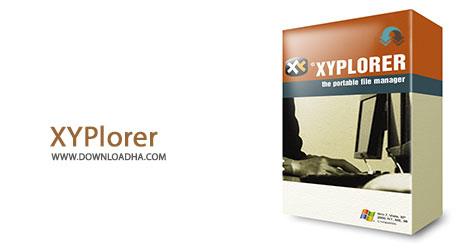 XYPlorer دانلود نرم افزار جایگزین اکسپلورر ویندوز XYplorer 15.40.0000