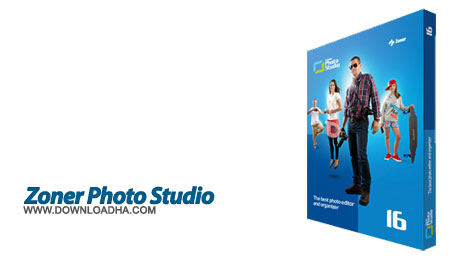 Zoner Photo Studio ویرایش و مدیریت عکس ها Zoner Photo Studio Pro 17.0.1.12