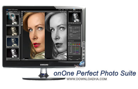 onOne Perfect Photo Suite Premium Edition مجموعه پلاگین های فوتوشاپ onOne Perfect Photo Suite Premium Edition 9.5.0.1644   نسخه Mac