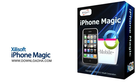 xilisoft iphone magic مدیریت کامل گوشی آیفون Xilisoft iPhone Magic Platinum 5.7.4 build 20150701   نسخه Mac