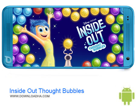 Inside Out Thought Bubbles دانلود برنامه Inside Out Thought Bubbles v1.4.0   اندروید