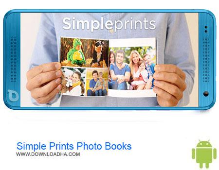 Simple Prints Photo Books دانلود برنامه Simple Prints Photo Books 1.4.5   اندروید