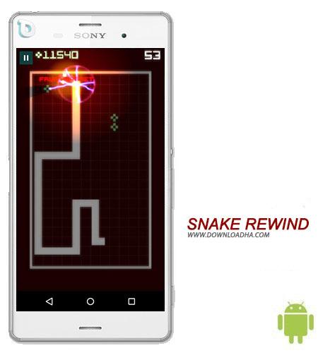 Snake Rewind دانلود بازی مار Snake Rewind v1.0.0.5   اندروید