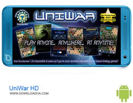 UniWar HD دانلود برنامه UniWar v1.8.22   اندروید
