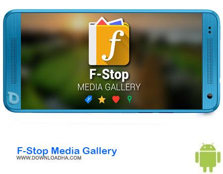 F Stop Media Gallery دانلود برنامهF Stop Media Gallery   اندروید