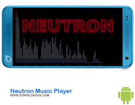 Neutron Music Player دانلود برنامه Neutron Music Player  اندروید